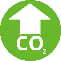 Повысить концентрацию СО2