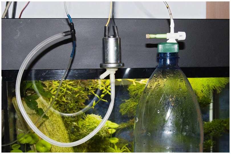 Простейший генератор CO2 для своего 38