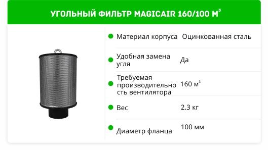 Magicair 160