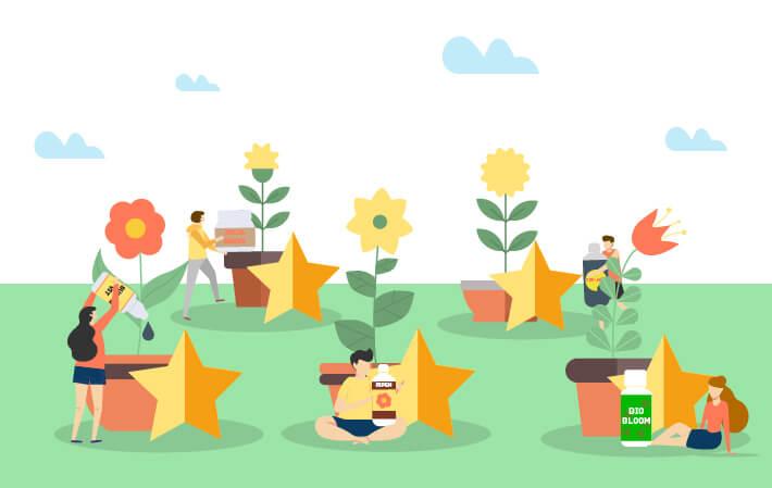 Стимуляторы цветения растений