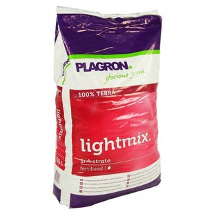 Субстрат Plagron Lightmix 50 л