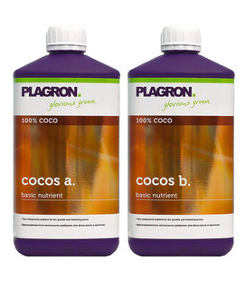 Plagron Cocos A/B 1 л