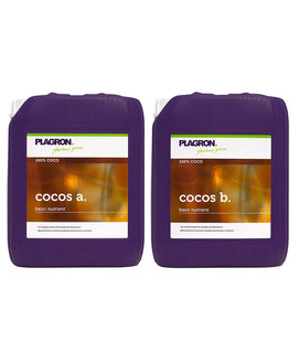 Plagron Cocos A/B 5 л