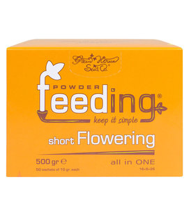 Powder Feeding Short Flowering 0.5 кг