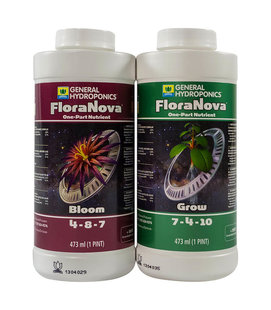 Flora Nova Bloom+Flora Nova Grow 2x473 мл