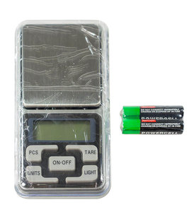 Весы pocket scale mh 200